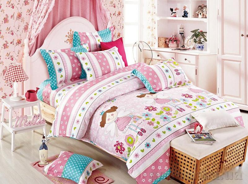 Детский комплект постельного белья Bella Villa B-0008