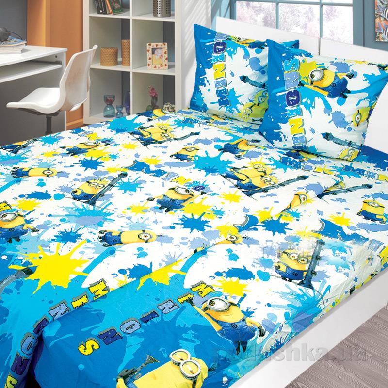 Детский комплект постельного белья Ярослав t206