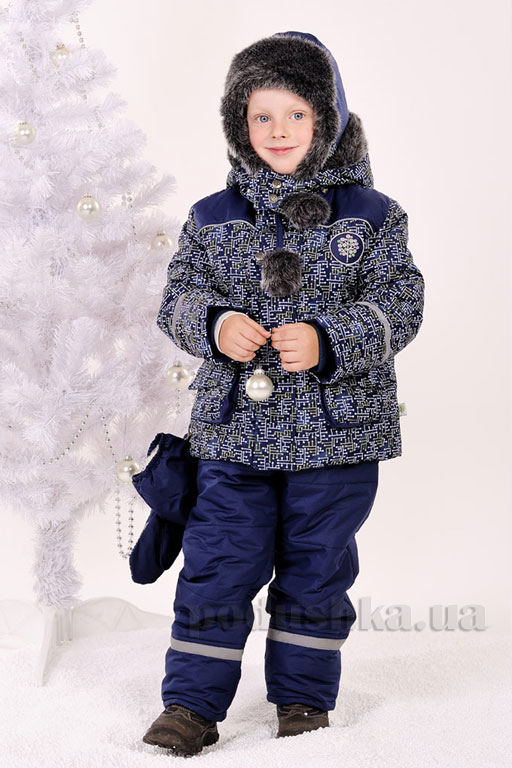 Детский костюм-комбинезон Модный Карапуз Схемы 03-00515