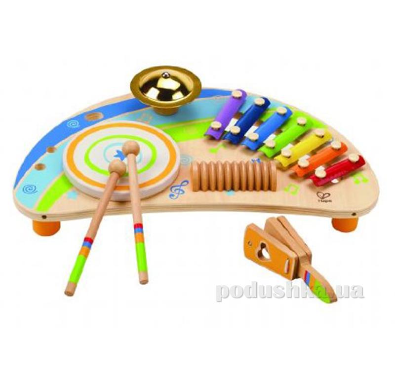 Детский ксилофон Мини-оркестр Hape AKT-E0315