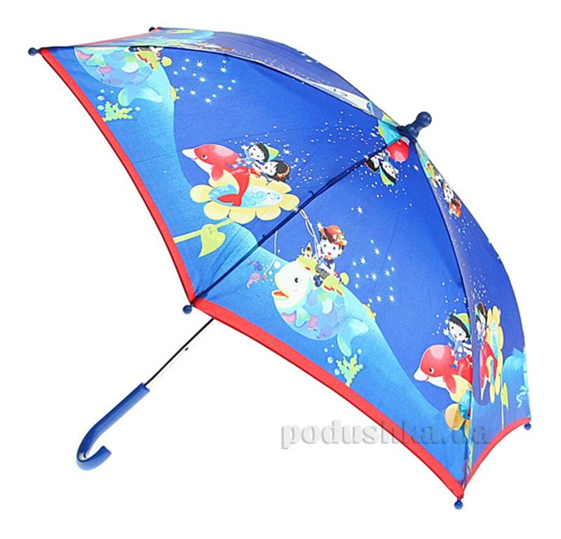 Детский механический зонт Airton Морское приключение 1551
