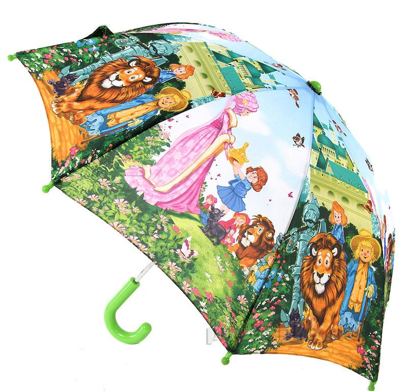 Детский механический зонтик Zest Волшебная страна 21565