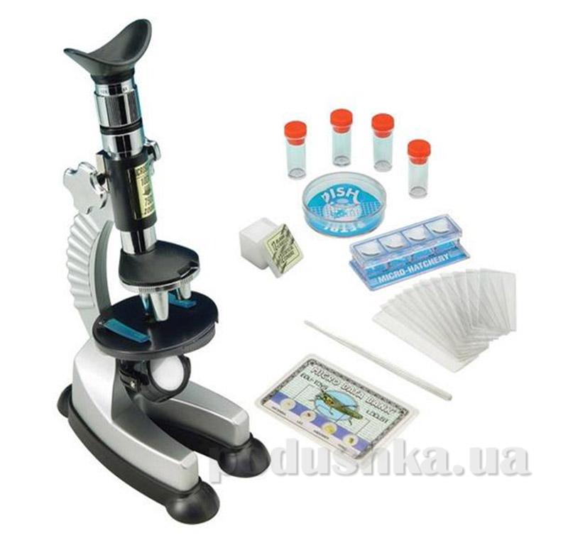 Детский Микроскоп с оптическими линзами Edu-Toys MS701