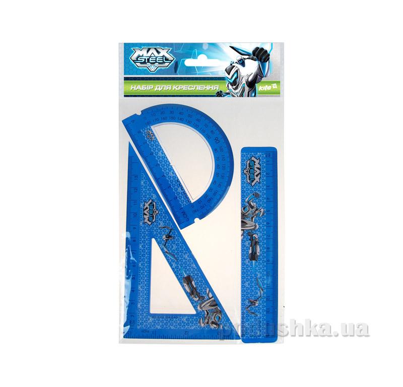 Детский набор для черчения Kite Max Steel MX14-093K