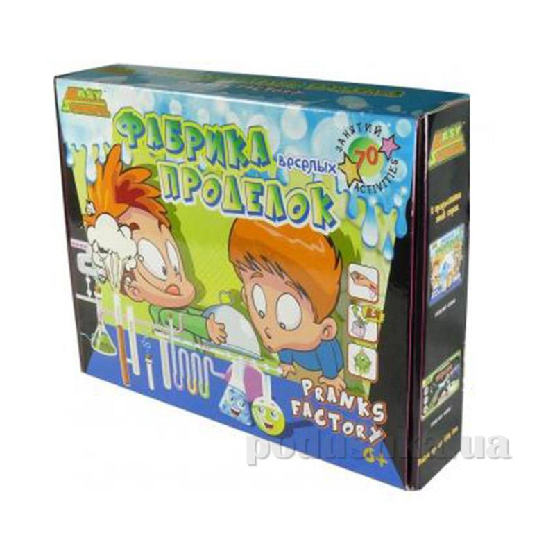 Детский набор Фабрика веселых проделок EasyScience 45001