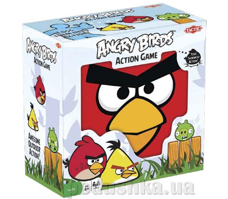 Детский набор для активной игры Angry Birds Tactic