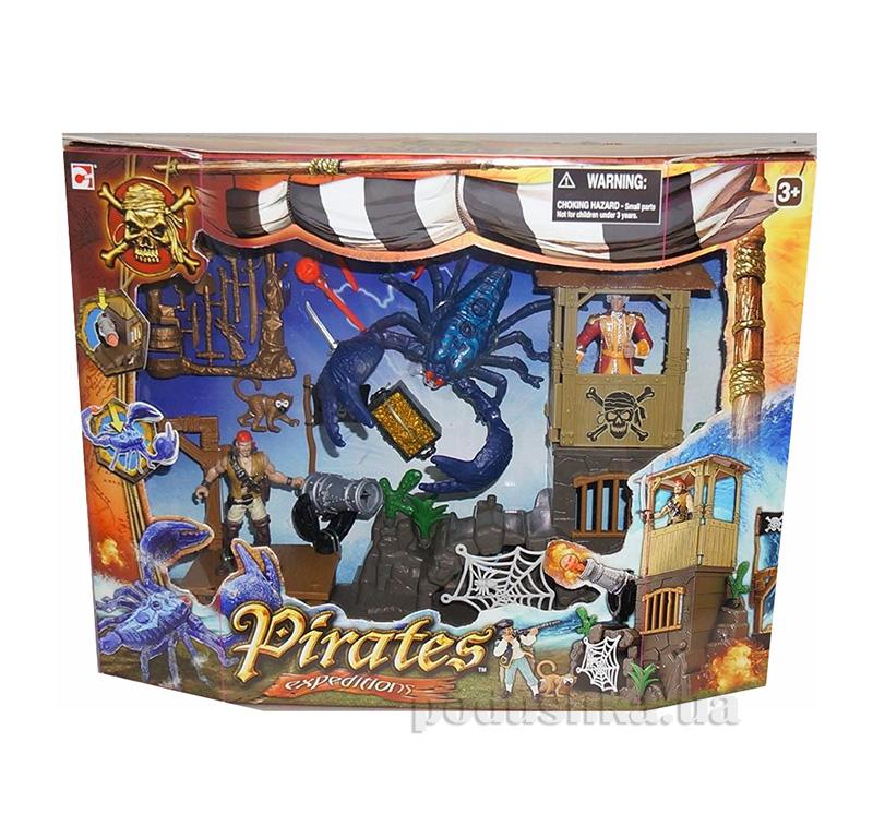 Детский набор Пираты 3  Большой скорпион Chap Mei 505133