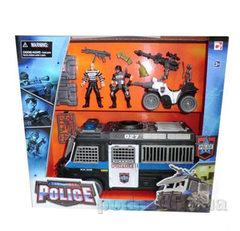 Детский набор Полиция 2 Chap Mei 372509