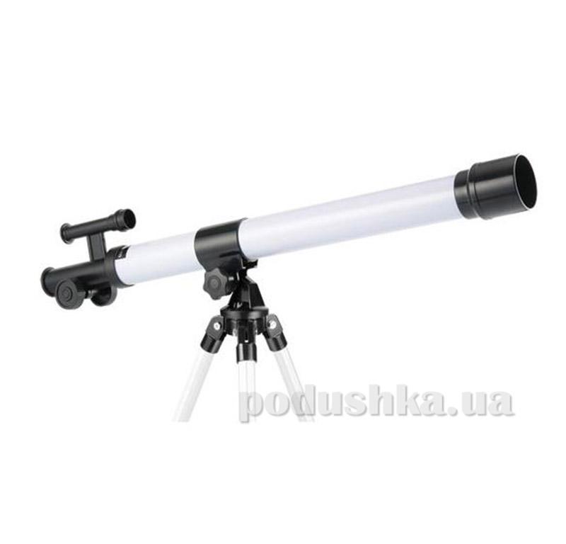 Детский наземный телескоп со штативом Edu-Toys TS803