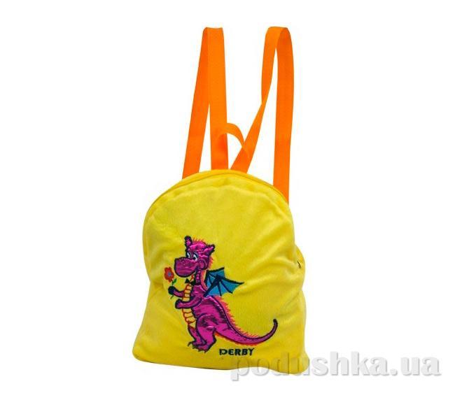 Детский рюкзак с вышивкой Derby 0100339