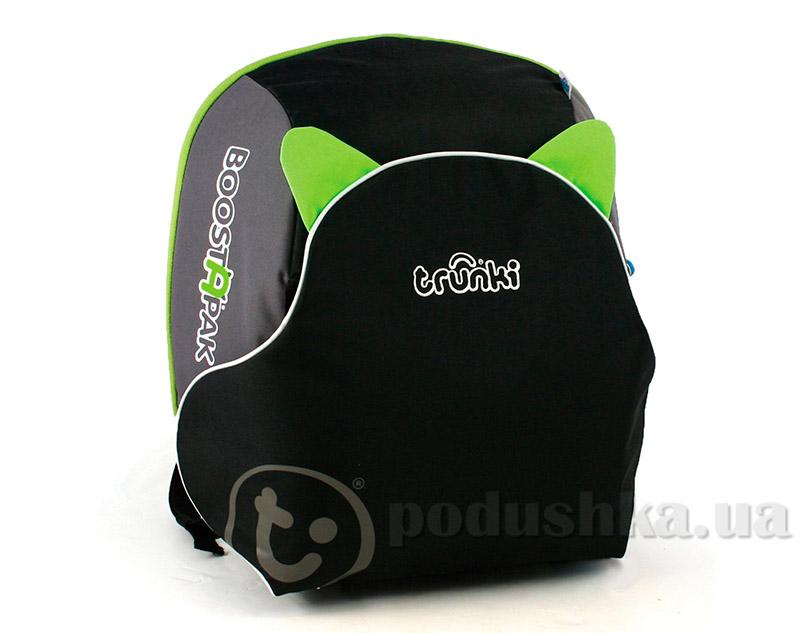 Детский рюкзак-автокресло Trunki Boostapack Green TRUA-0041