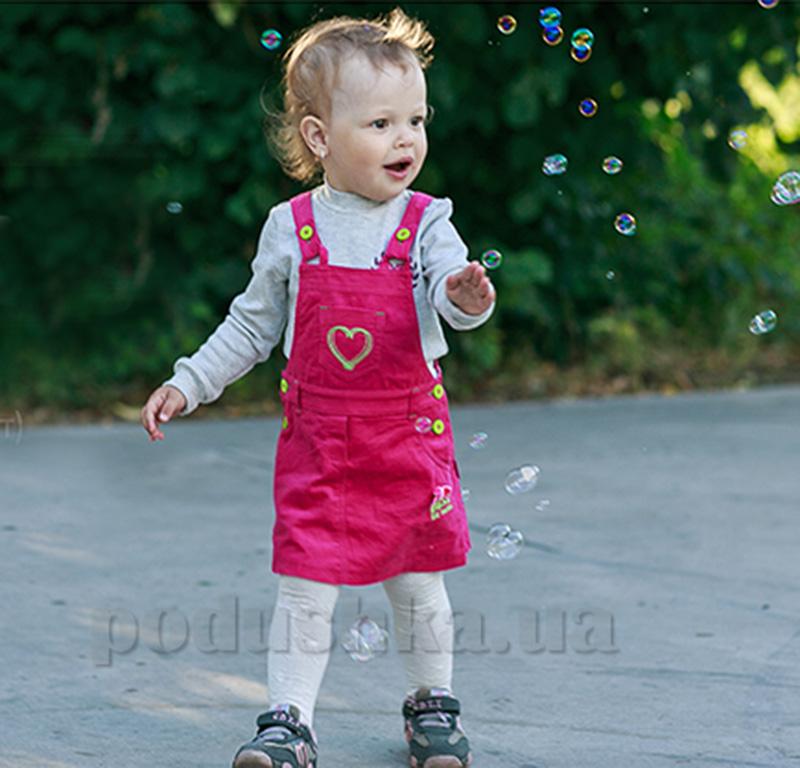 Детский сарафан Bembi СФ92 для девочки