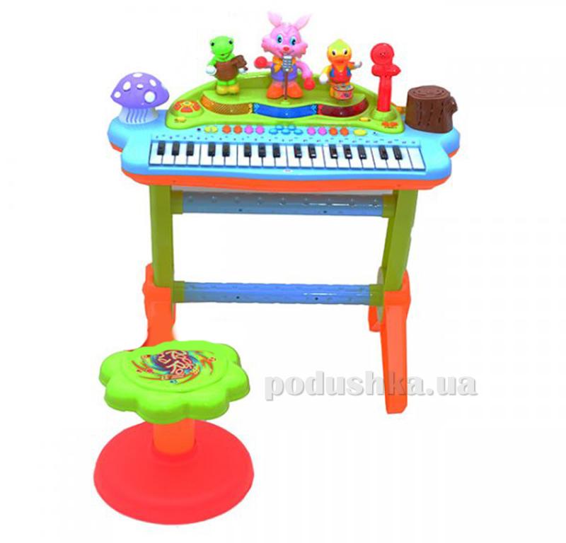 Детский синтезатор Bambi 669