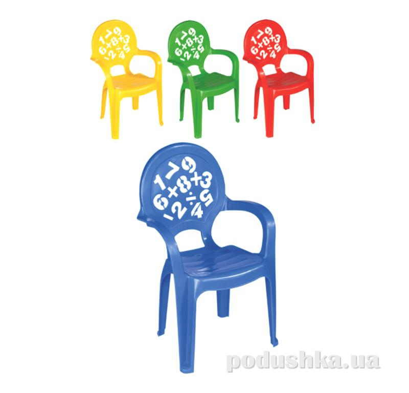 Детский стульчик с цифрами Pilsan 03-412