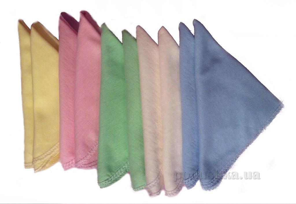 Детский трикотажный платочек в ассортименте Руно 222.38