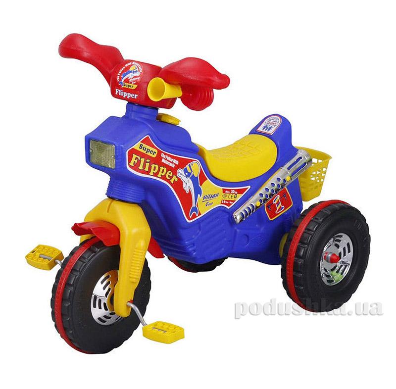 Детский велосипед 3-х колесный Pilsan Флипер 07-111