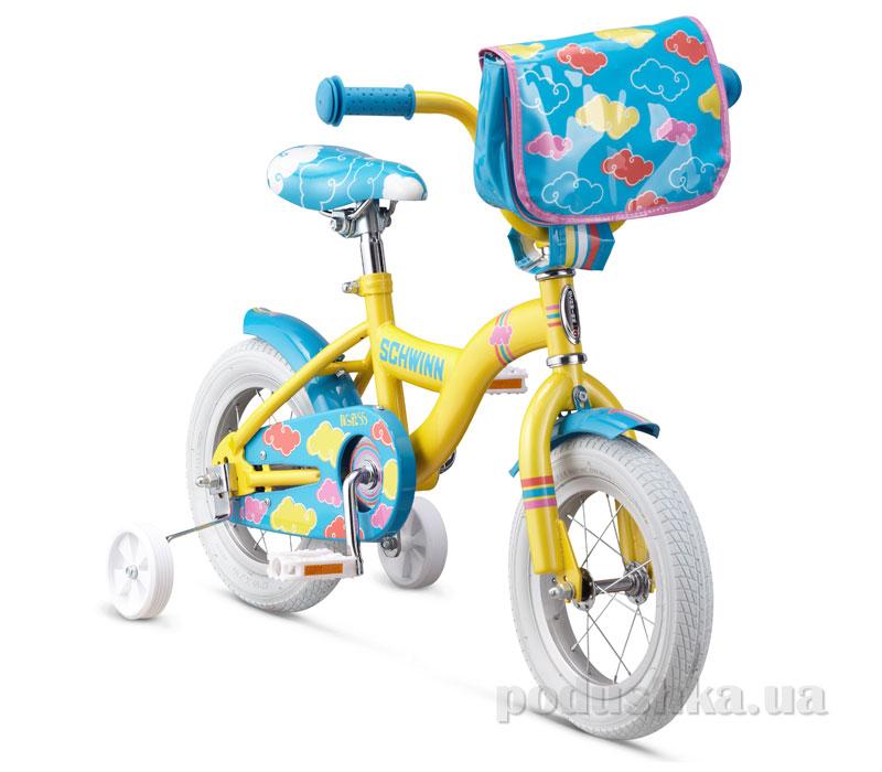 Детский велосипед Schwinn Tigress Girls 2014 yellow