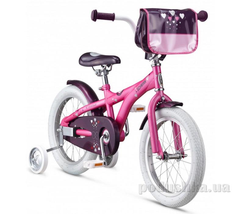 Детский велосипед Schwinn Lil Stardust Girls 2014 pink