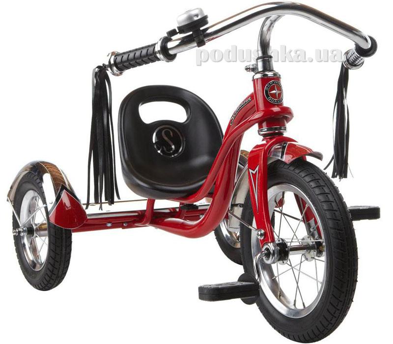 Детский велосипед Schwinn Roadster Trike red