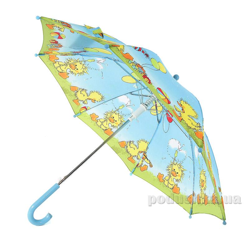 Детский зонтик-трость Веселые утята Airton 1651-7032