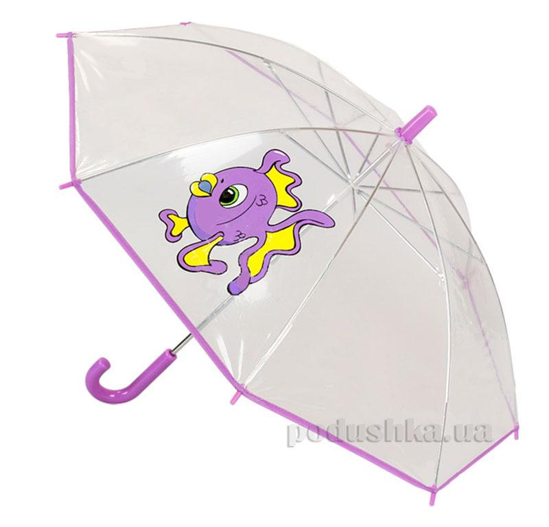 Детский зонтик-трость Airton Рыбка 1511-1010