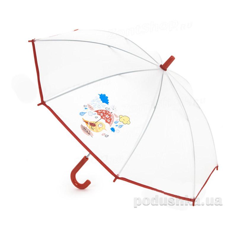 Детский зонтик-трость Airton Птичка 1511