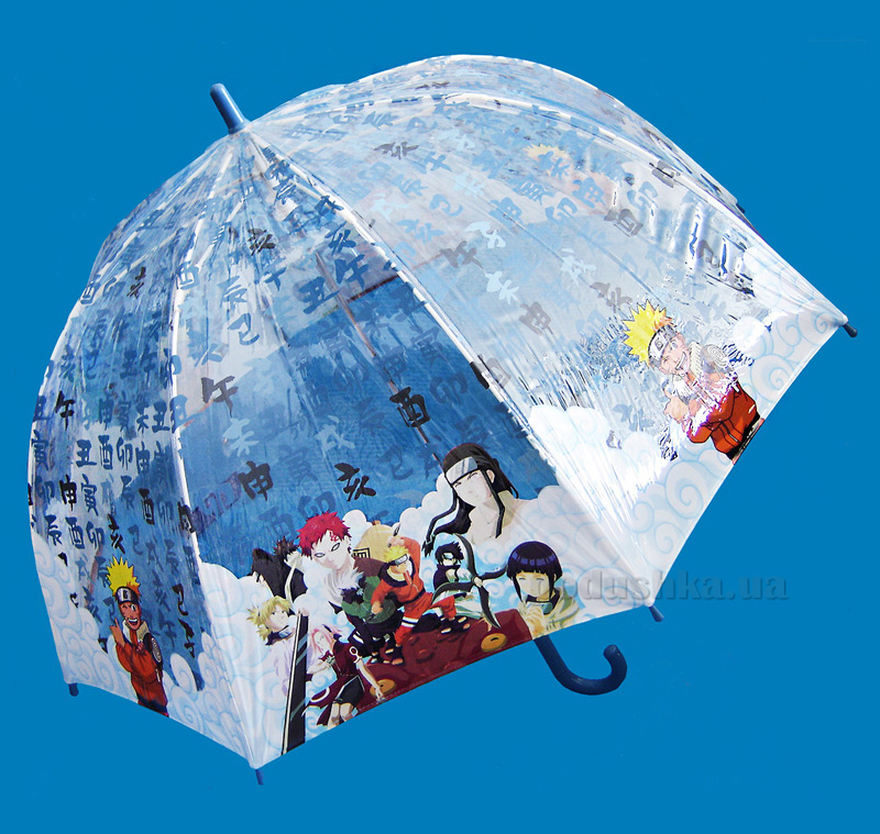 Детский зонтик-трость Комикс Япония Zest 51510-9027