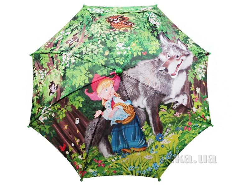 Детский зонтик-трость Красная шапочка Zest 21665