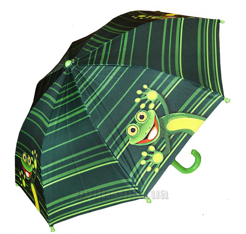 Детский зонтик-трость Лягушка Zest 21561-3964