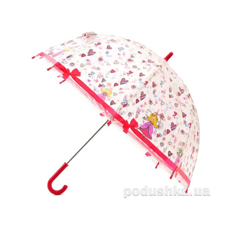 Детский зонтик-трость Маленькая принцесса Zest 51510