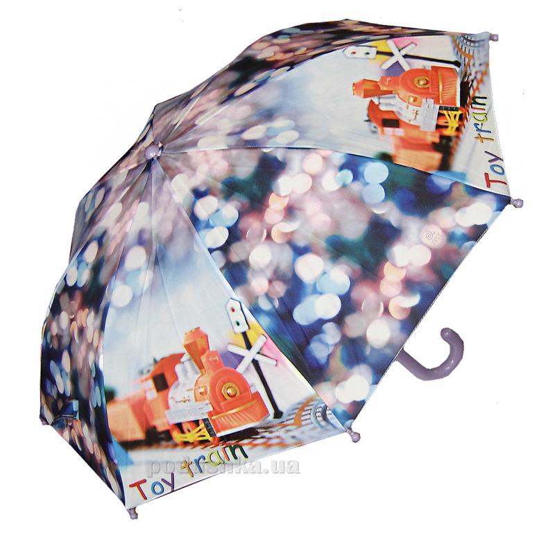 Детский зонтик-трость Паровозик Zest 21561-3976