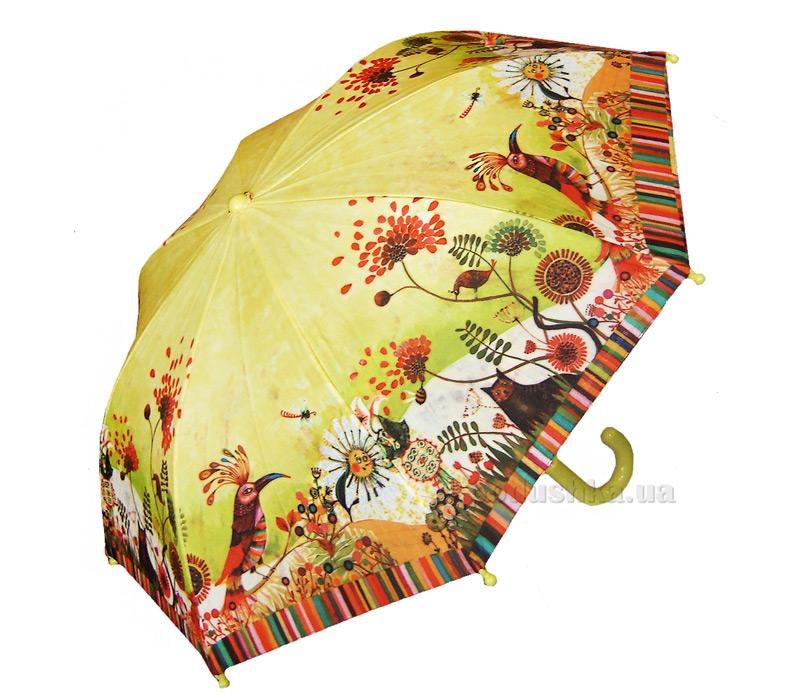Детский зонтик-трость Полевые цветы Zest 21561-3979