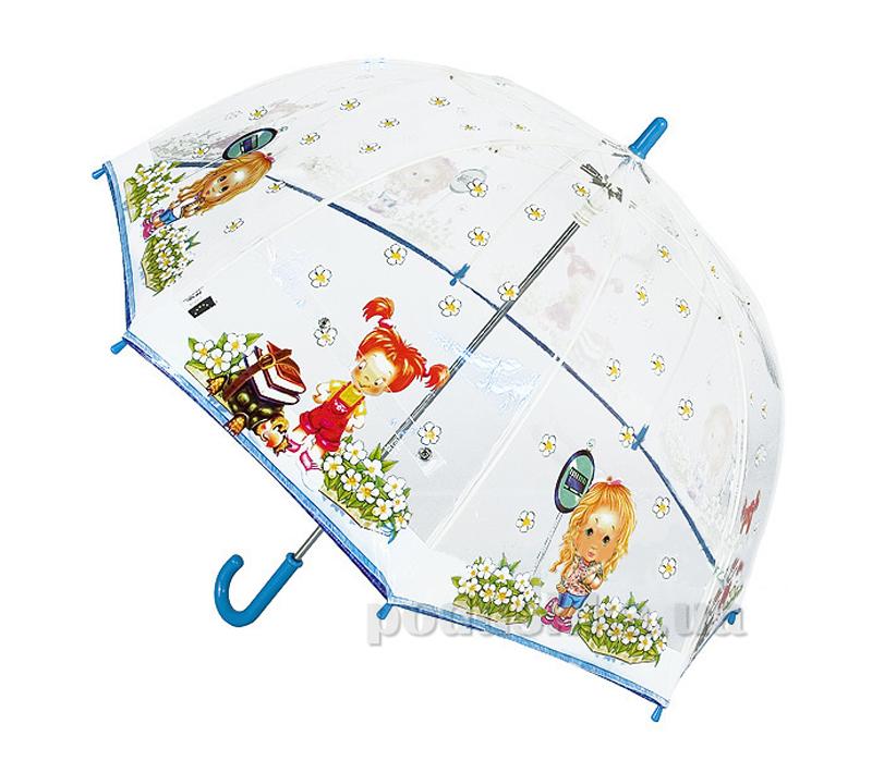 Детский зонтик-трость Скоро в школу Zest 51510-2079