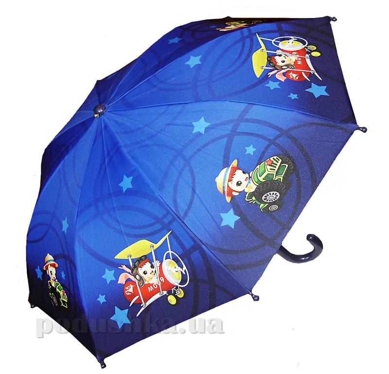 Детский зонтик-трость Транспорт Zest 21561-3978