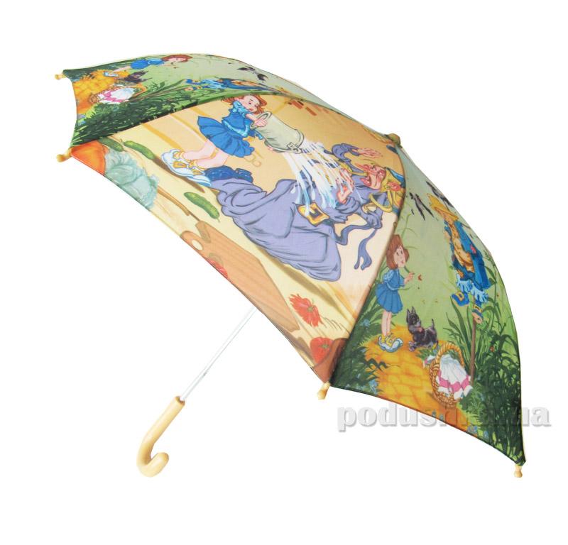 Детский зонтик-трость Волшебная страна Zest 21561-4037