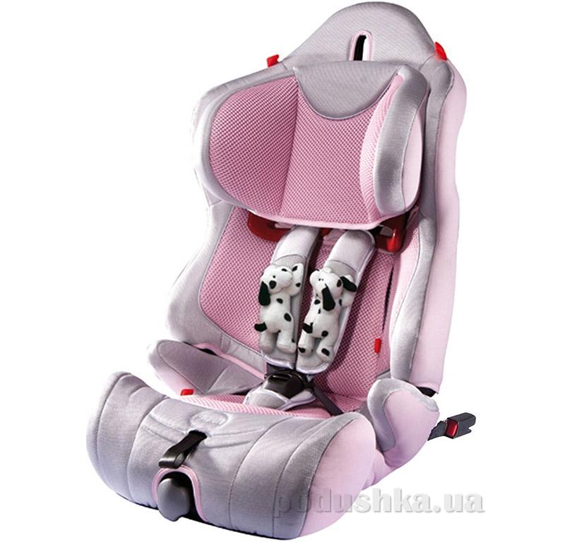 Детское автокресло Maximo Fix 01MXM034IFBBY розовое