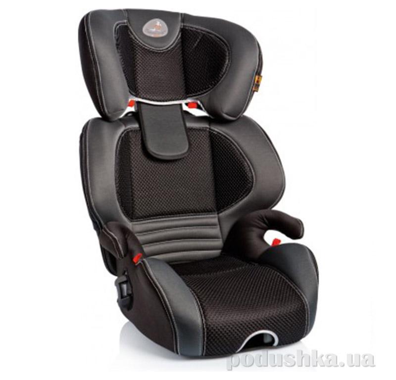 Детское автокресло Miki Plus Fix 01MIP030IF черное