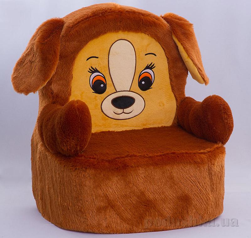 Детское мягкое кресло Копица 00810-2 Собачка