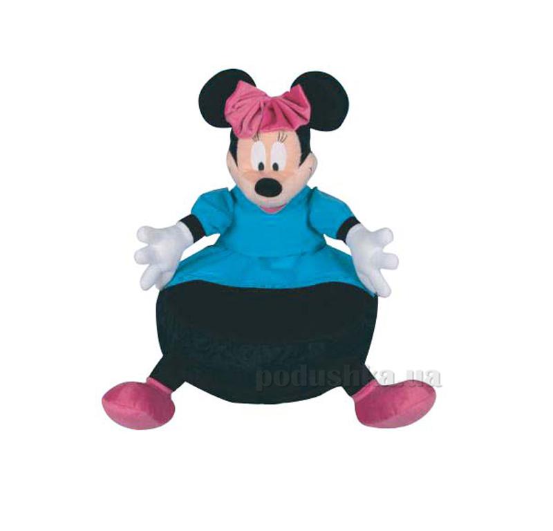 Детское надувное кресло Mышка 3D