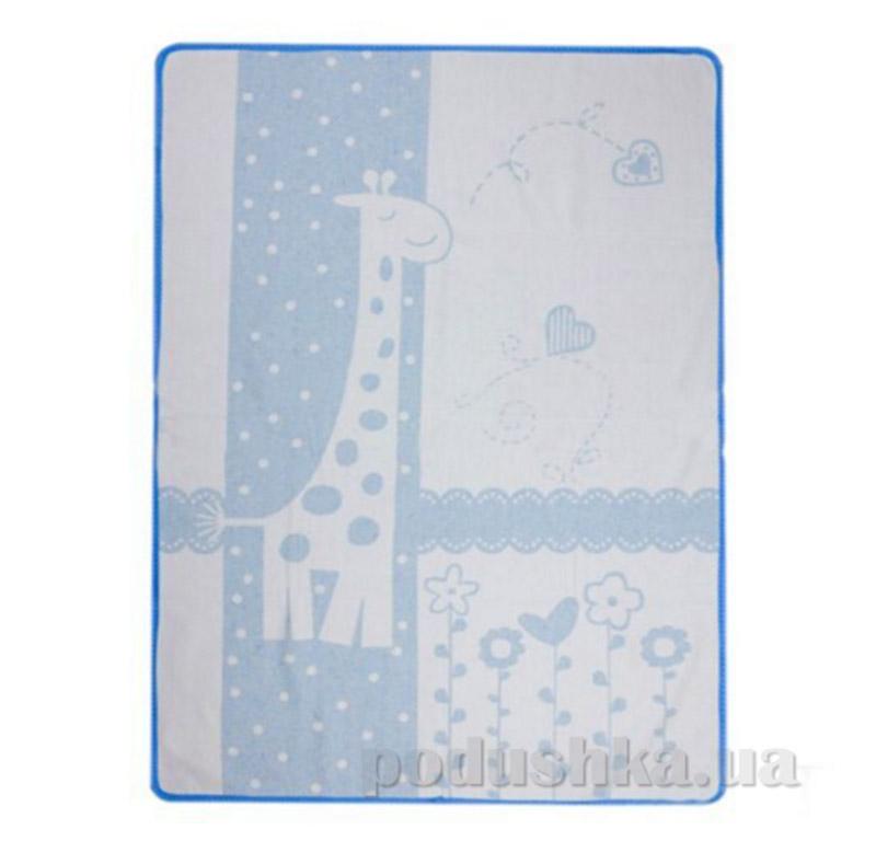 Детское одеяло Чунга-Чанга Влади бело-голубое