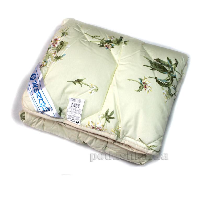 Детское одеяло Мяркис стеганое КД41 цветы