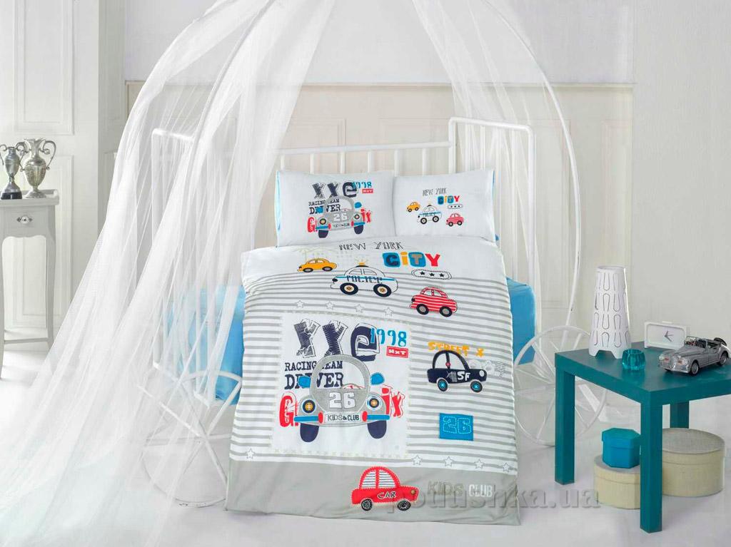 Детское постельное белье Aran Clasy City car