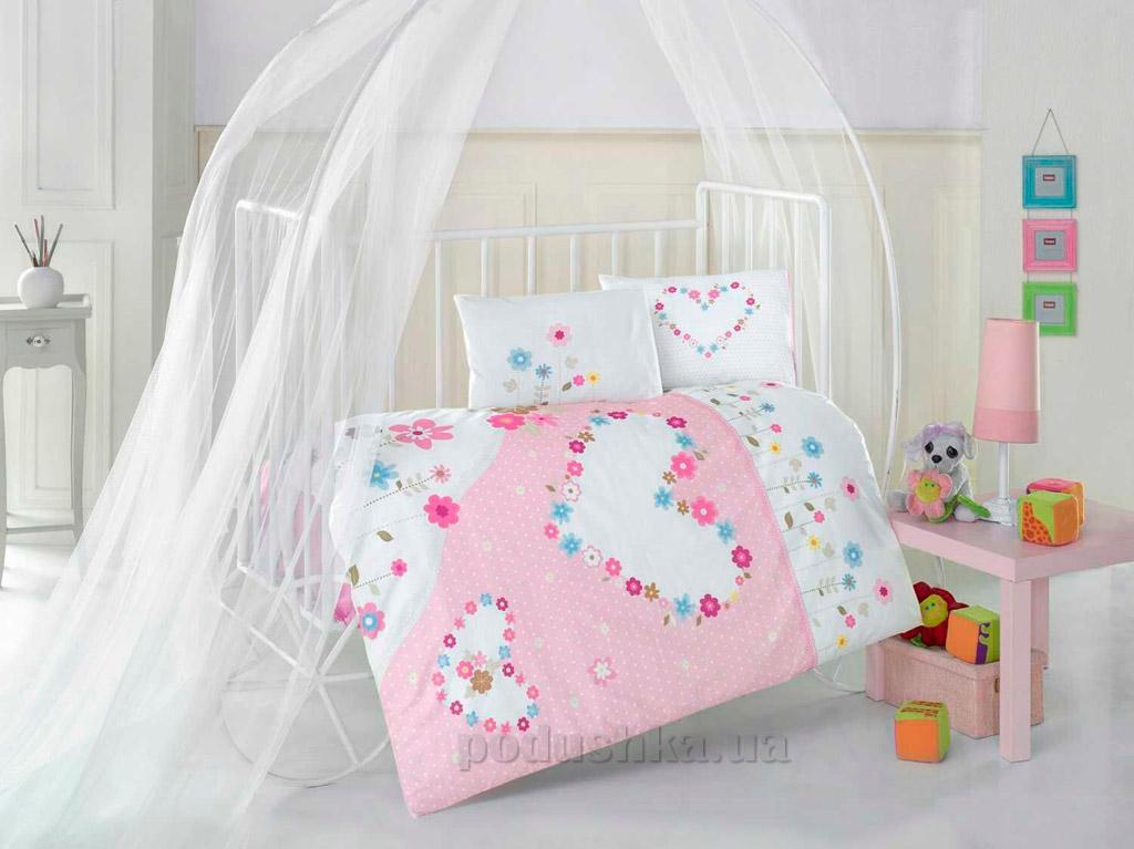 Детское постельное белье Aran Clasy Pretty