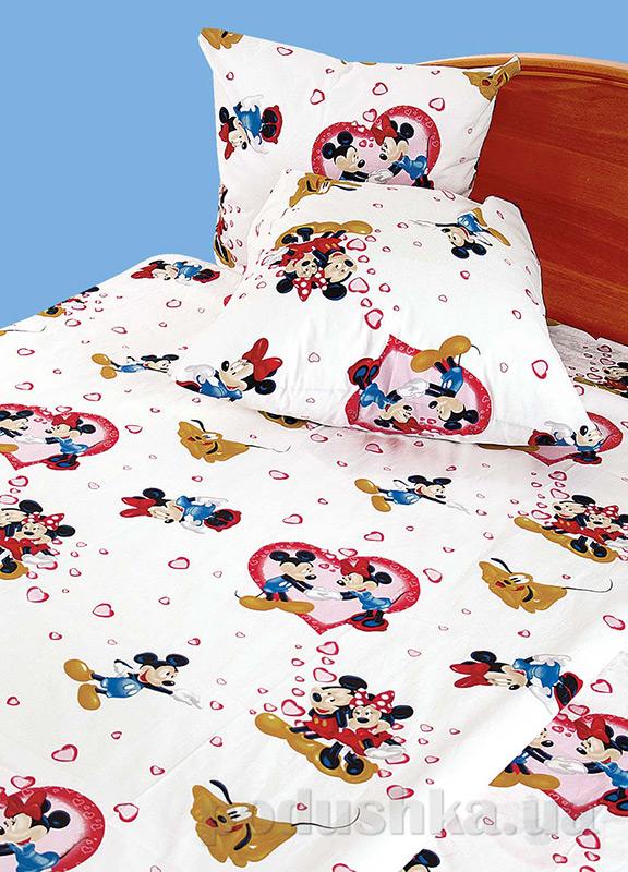 Детское постельное белье бязь набивная Ярослав pak1188