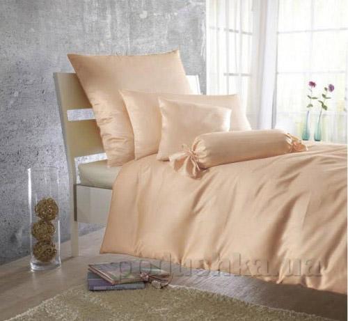 Детское постельное белье для младенцев Lodex soft Salmon персиковое
