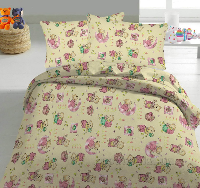 Детское постельное белье Dreams Malva 200-05 Lux