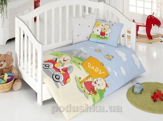 Детское постельное белье Kristal Afacan
