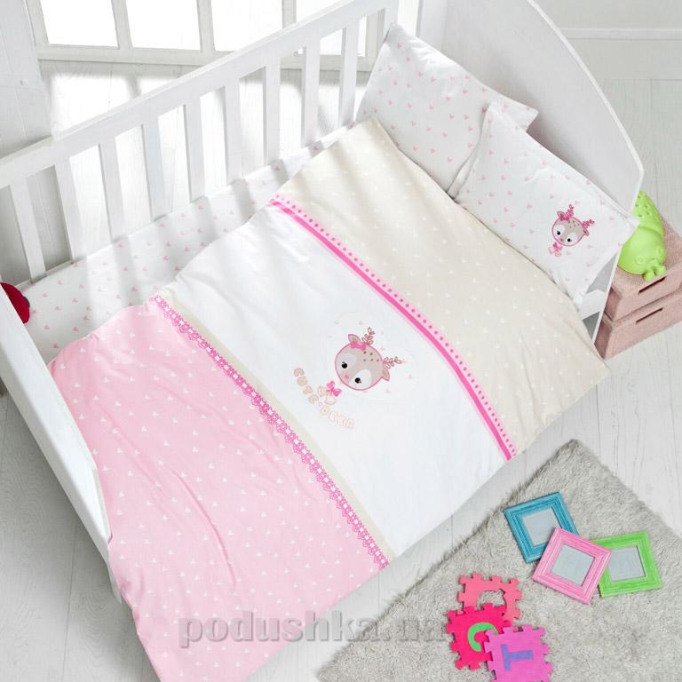 Детское постельное белье Luoca Patisca Heart