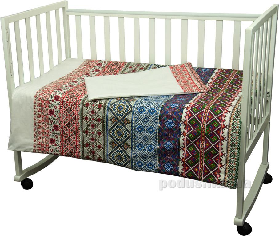 Детское постельное белье Руно Вышиванка