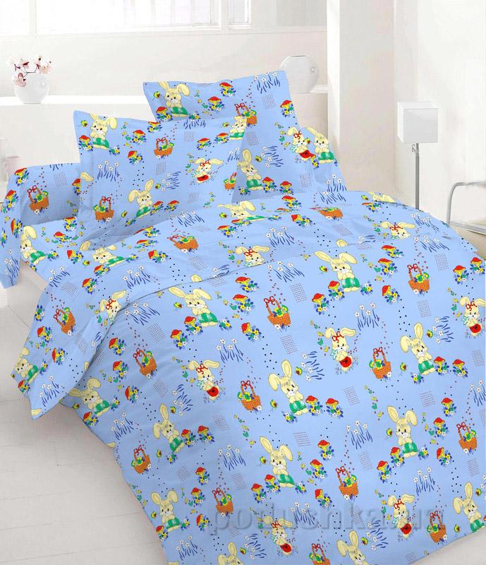 Детское постельное белье TM Nostra Бязь Голд 0249191140708 Полуторный комплект  TM Nostra
